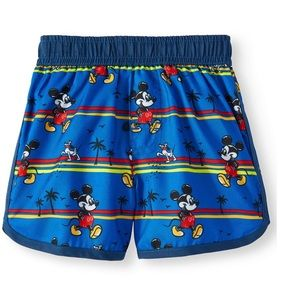 Mickey Mouse swimsuit ($5 with bundle)